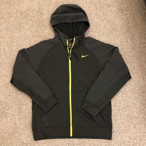 Nike Therma-Fit Zip-Up Hoodie